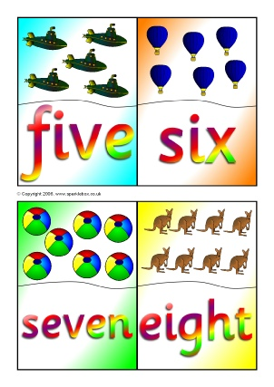Printable Number Activities and Games for EYFS & KS1 - SparkleBox