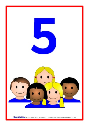 printable number posters and friezes for primary school sparklebox rh sparklebox co uk