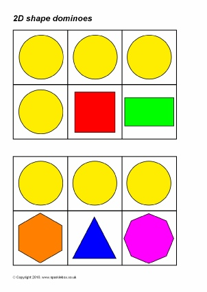 KS1 and KS2 2D Shapes Teaching Resources and Printables - SparkleBox