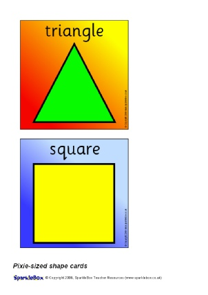 Ks1 And Ks2 2d Shapes Teaching Resources And Printables Sparklebox