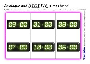 Digital Times Primary Teaching Resources and Printables - SparkleBox