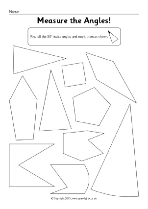 KS2 (Key Stage Two) Angles Teaching Resources and Printables ...
