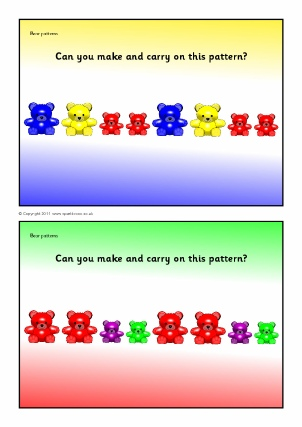 FREE Pattern Primary Teaching Resources and Printables - SparkleBox