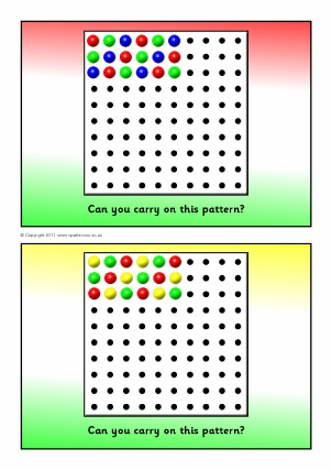 graphic about Printable Bingo Patterns referred to as Free of charge Routine Most important Education Components and Printables