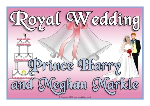 Royal Wedding 2018 Primary Teaching Resources And Printables