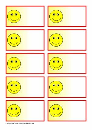 Editable Classroom Peg Labels Sparklebox