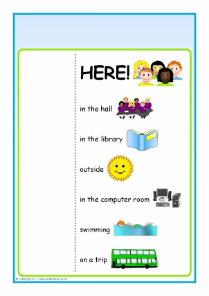 Printable Primary Classroom Welcome Signs - SparkleBox