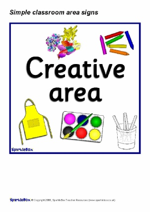 Printable Classroom Signs and Labels for Early Years & KS1 - SparkleBox