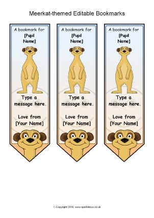 Design Your Own Bookmarks Online Uk