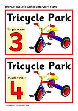 Sparklebox Car Park