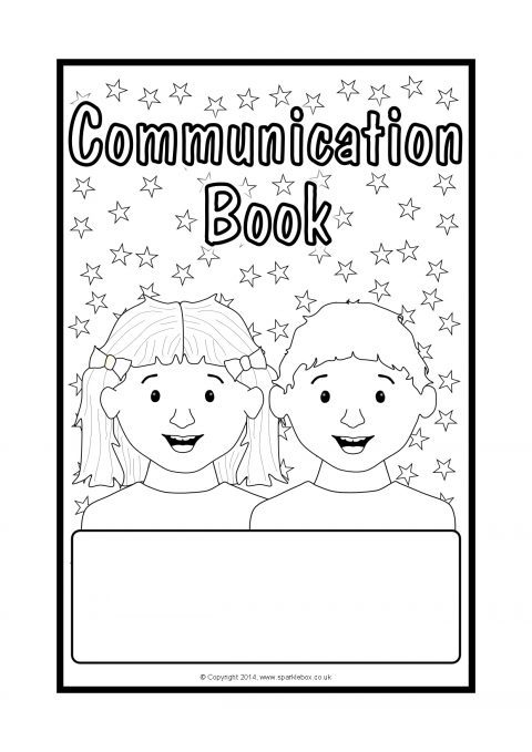 Home School Parent Communication Book   Teaching Resources