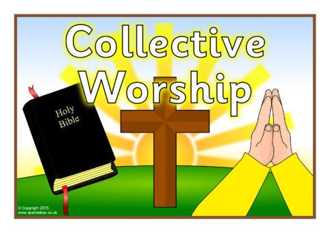 Collective Worship Display Posters (SB11212) - SparkleBox