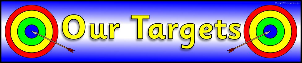 our targets display banners  sb3224