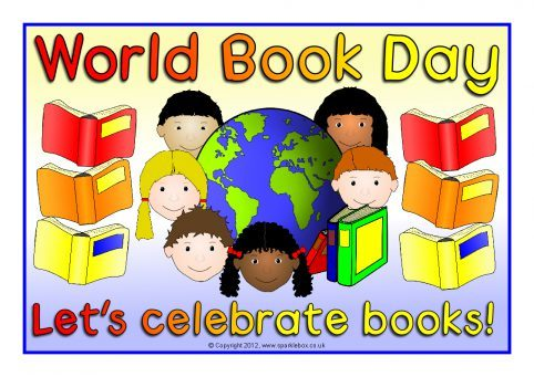 World Book Day Posters (SB1160) - SparkleBox - photo#35