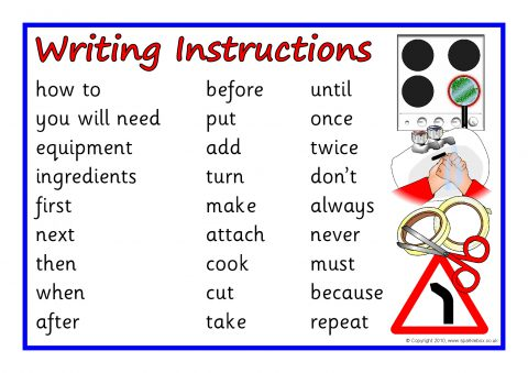 Instructions Word Mat SB3600 SparkleBox