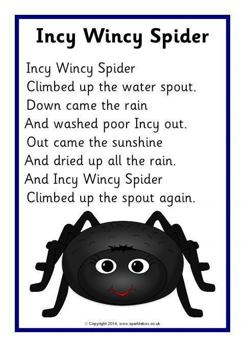 Printable nursery rhyme song lyric sheets sparklebox view preview m4hsunfo