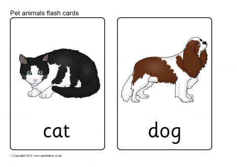 62 pdf PRINTABLE ANIMAL FLASHCARDS FOR TODDLERS ...