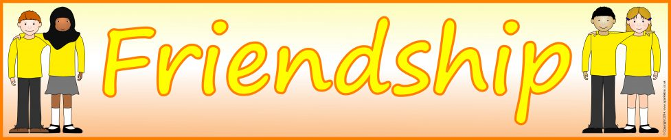 Image result for friendship day banner sparklebox