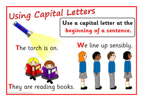 Free Download Capital Letters
