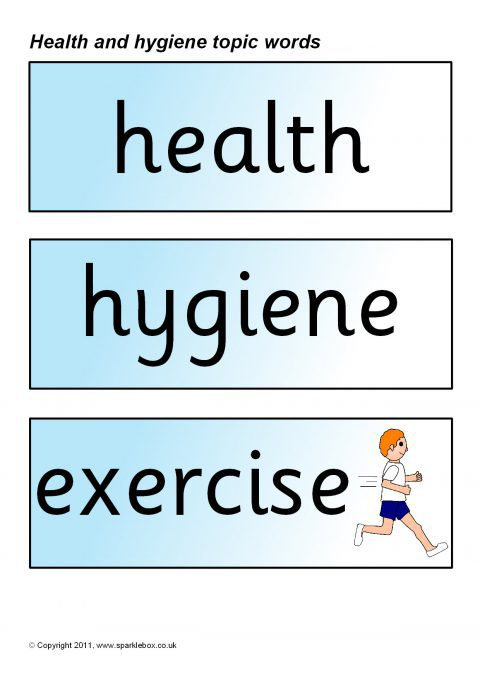 hygiene words
