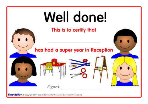 Printable school end of year leavers certificates for primary ks1 preview download end of yeargraduation certificates yelopaper Choice Image