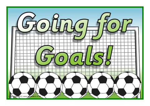 Image result for going for goals