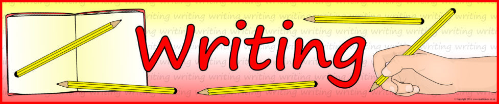 Image result for writing banner
