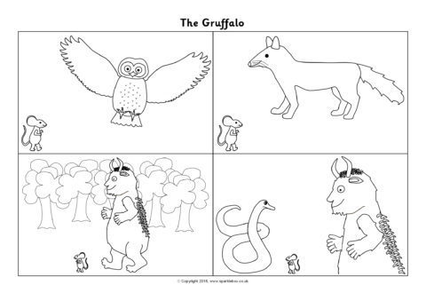 Year 1 Gruffalo Worksheet Livinghealthybulletin