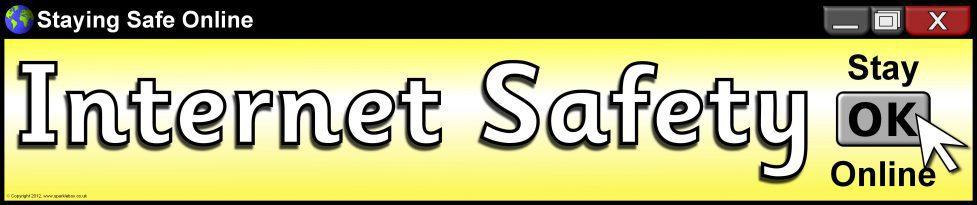 Internet Safety Display Banners (SB7585) - SparkleBox