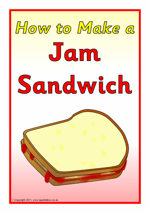 How To Make Your Bedroom Seem Larger Through Furniture: How To Make A Jam Sandwich Instructions (SB4892)