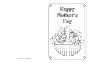 Mother Day Printables For Primary School Sparklebox