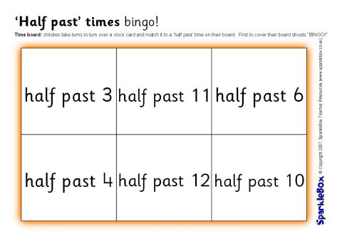 on printable bingo boards