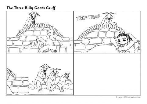 The three billy goats gruff pdf reader