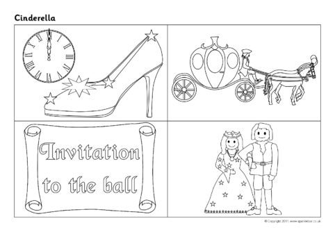 cinderella activities for preschool cinderella sequencing sheets sb4706 sparklebox 918