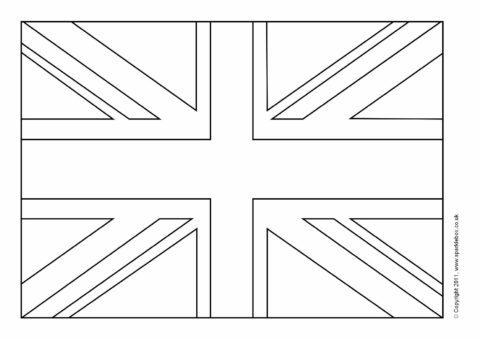 union flag coloring page related items