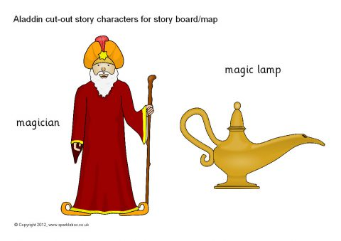 The Aladdin factor (1995 edition) | Open Library