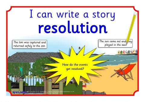 Introduction, Complication and Resolution Story-Writing ...