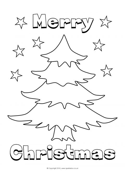 christmas colouring sheets sb3519 sparklebox