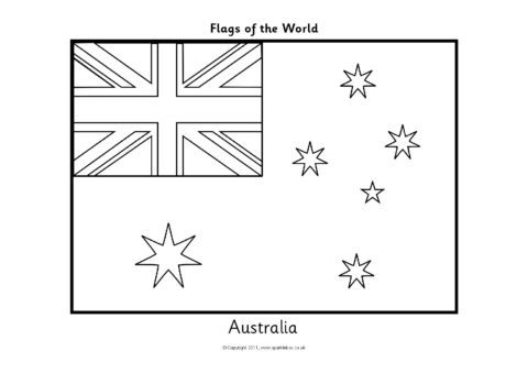 - Flags Of The World Colouring Sheets (SB4440) - SparkleBox