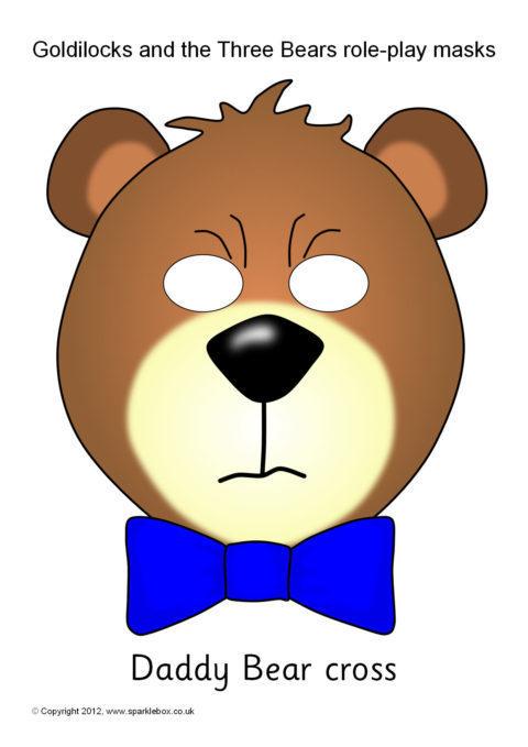 goldilocks-and-the-three-bears-story