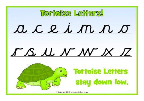 Sparkle  Letters
