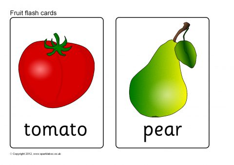 Free Printable Pdf Fruits Flash 28 Images Fruits And