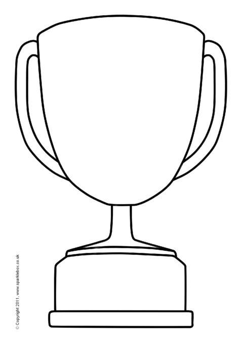 Editable Trophy Templates