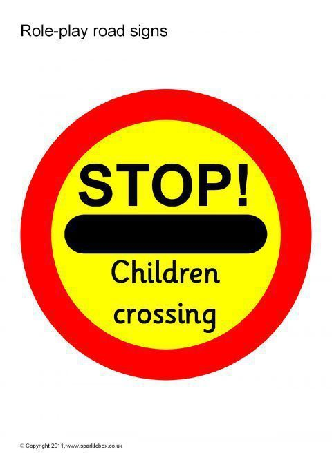 Roleplay Road Signs (sb446)  Sparklebox. In Store Signs. Cans Signs. Staphylococcal Pneumonia Signs. Moon Signs. Clothes Signs. December Signs. Mice Signs Of Stroke. Cxr Signs