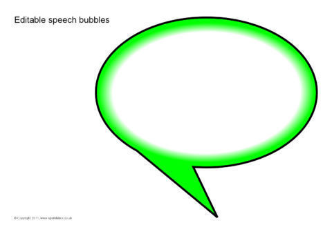 How to Insert Word Bubbles in Microsoft Word